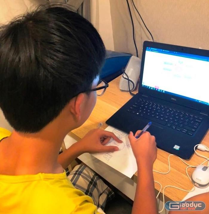 Nhiều trường ở Huế lên phương án thi học kỳ 2 bằng hình thức trực tuyến