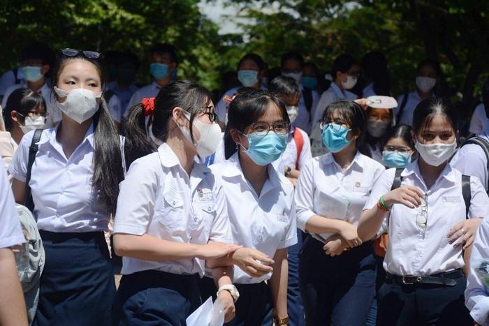 Xét nghiệm âm tính, hơn 13.000 thí sinh Đà Nẵng yên tâm bước vào kỳ thi lớp 10