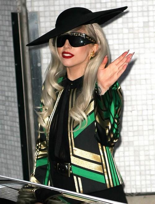 Lady Gaga đang có lịch làm việc dày đặc ở London.