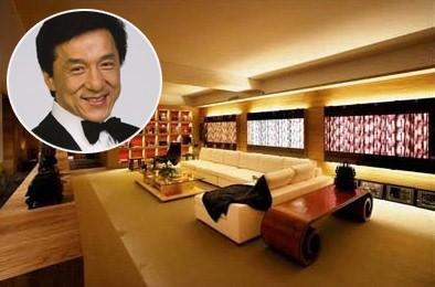 Biệt thự hơn 6 triệu USD của Thành Long ở Bắc Kinh với nội thất hoàng gia sang trọng.