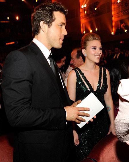 Scarlett và Johansson chính thức ly hôn vào tháng 7/2011. Ảnh: WireImage.