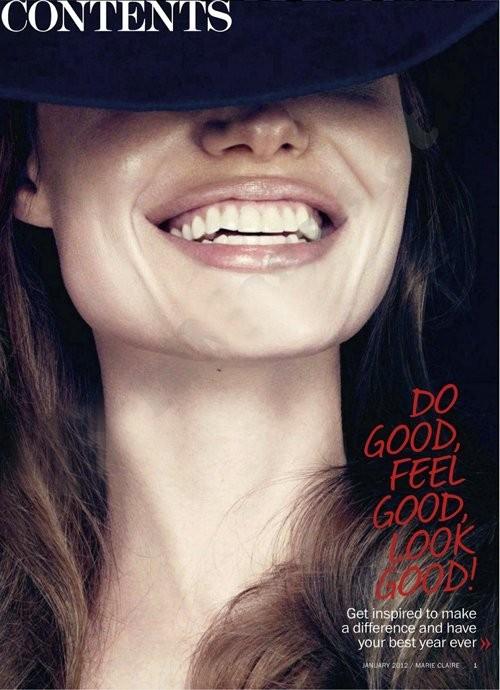 Để quảng bá cho bộ phim đầu tay với tư cách đạo diễn, 'In the Land of Blood and Honey', thời gian gần đây Angelina Jolie rất chịu khó xuất hiện trên báo chí và truyền hình.