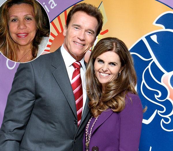 Vào tháng 5/2011, diễn viên, chính trị gia Arnold Schwarzenegger thông báo chia tay vợ, Maria Shriver sau 25 năm chung sống và có bốn con chung. Lý do là vì Arnold đã có một đứa con rơi (đến nay đã được 13 tuổi) với một người phụ nữ tên Mildred Baena, trước đây là giúp việc trong gia đình ông. Sau khi Arnold công khai sự thật này, bà Maria Shriver không tha thứ cho sự thiếu chung thủy của chồng.