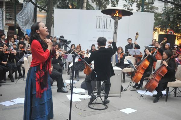 Nghệ sĩ Hà Phạm Thăng Long